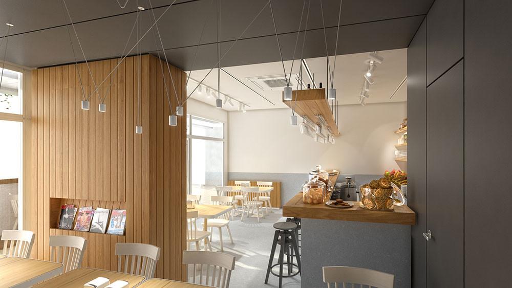 caffe-3-sec-render-01 & Caffe 3 Sec | Studio Fluid